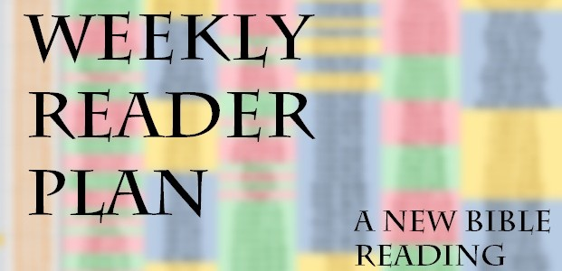 The-Weekly-Reader-Plan